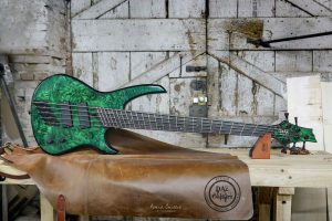 Daz Guitarz lutherie 31