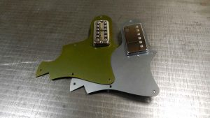 Roadrunner Guitars Parts