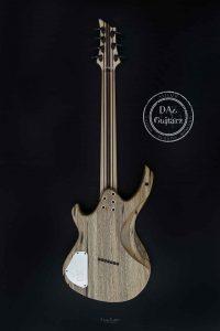 Daz Guitarz JH 7 7-string multiscale guitar