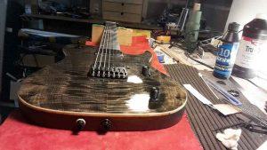 Mad guitars