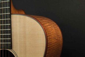 PDS Guitars Peter de Smet 25th Anniversary Mini Jumbo For Sale