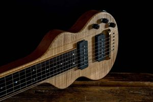 PDS Guitars Peter de Smet 6 String Lap Steel For Sale