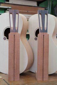 PDS Guitars Peter de Smet Parlor guitars For Sale