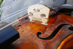 William A Mackay Interview 1 Luthiers background