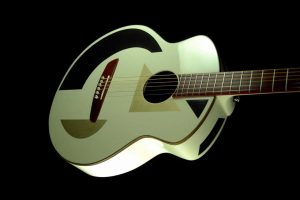 Fred Kopo Guitars Molène Leonard #1 For Sale