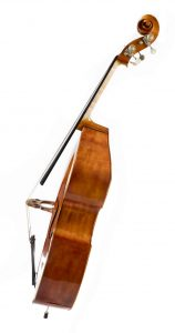 William A Mackay Double bass For Sale