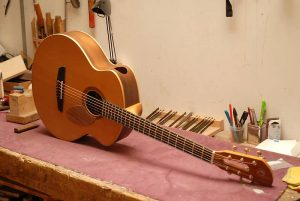 Fred Kopo Guitars Molene B1 2019 naturel satin
