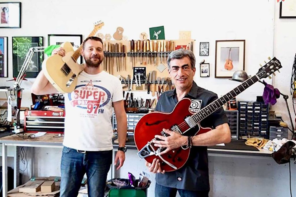Little Wings Guitars joined Luthiers.com