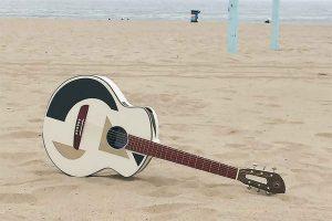 Fred Kopo Guitars Molène Leonard #1