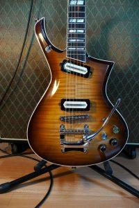 Daguet Guitars Dagrite Deluxe For Sale