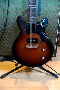 Daguet Guitars Junior For Sale Showroom Proto model 2020