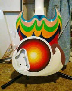 Daguet Guitars SG The Fool For Sale