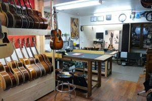 Alexandre Bouyssou Luthier à L'Atelier d'Alexandre