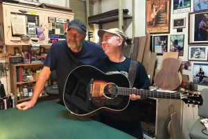 Jeff Lang Gear – Interview Artists and Luthiers