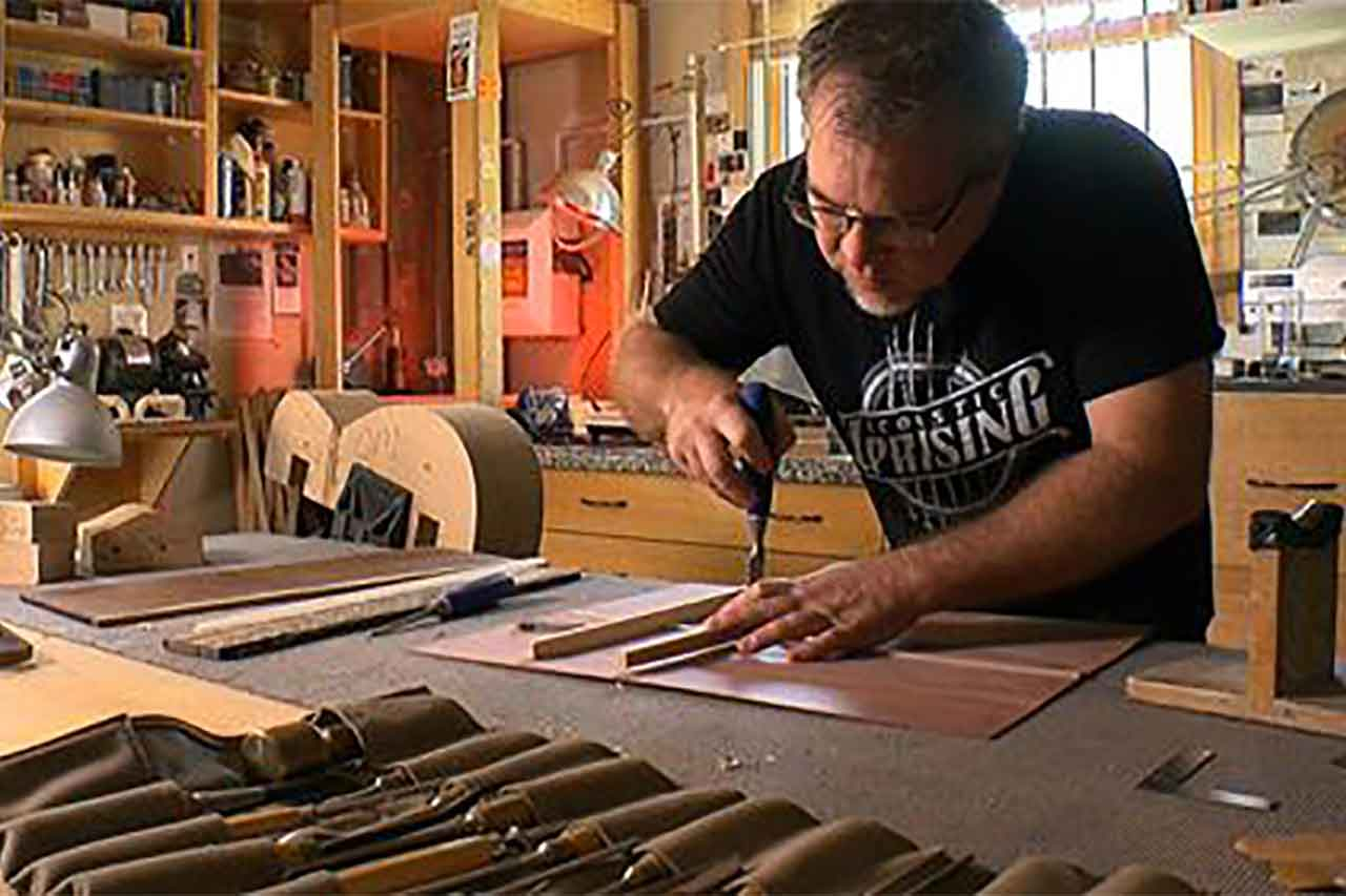 Tim Reede Guitars Luthier Interview 1 Background