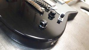 Roadrunner Guitars Contour Black Humbucker Alnico 2 Pickups For Sale