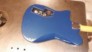 Roadrunner Guitars Contour Sapphire Blue Metallic For Sale