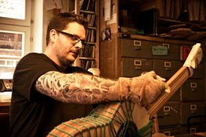 Thomas Ochs Luthier Interview 1 Background
