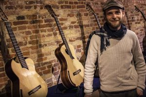 Paris Guitar Festival Julien Lebrun