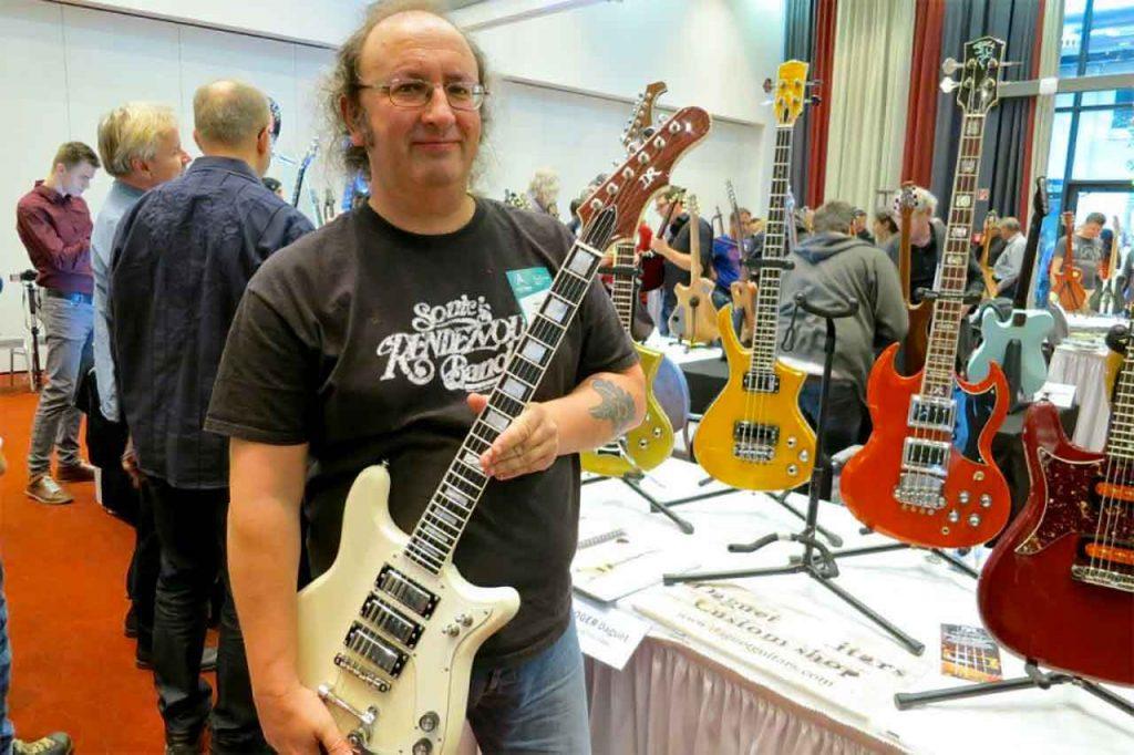 Paris Guitar Festival Roger Daguet