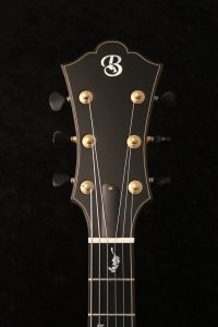 Tom Bills Archtop Guitars - The CREMONA