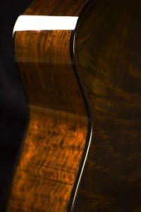 Tom Bills Nylon String Guitars - The GENESIS NYLON STRING