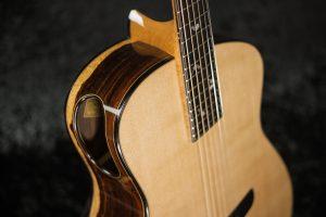 Tom Bills Steel String Guitars - The GENESIS