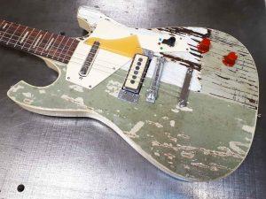 Roadrunner Guitars Virus Custom unique model