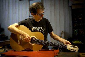 Paris Guitar Festival Hervé Berardet