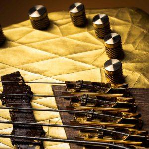 Michel Aboudib Chambord-Kanazawa 5-string bass