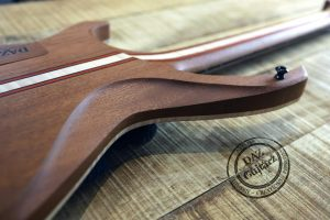 Daz Guitarz Minotorium Custom 7 string multiscale