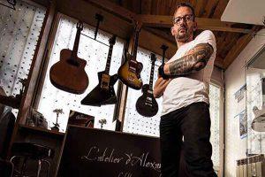 Paris Guitar Festival L'Atelier d'Alexandre