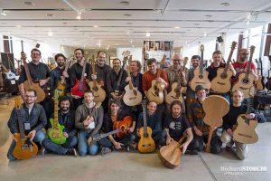 Paris Guitar Festival APLG- French Guitar Luthiers