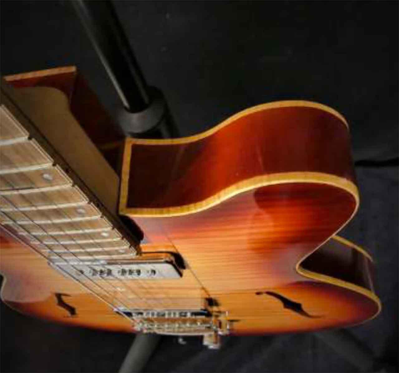 Luthier Hervé Berardet Osiris